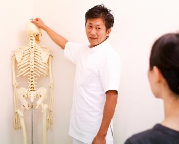 筋膜・骨格へのアプローチ