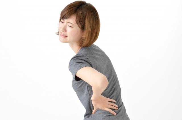 腰痛やしびれが改善
